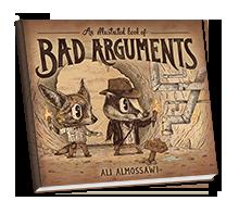 Um Livro Ilustrado de Maus Argumentos (Traduzido por Anton